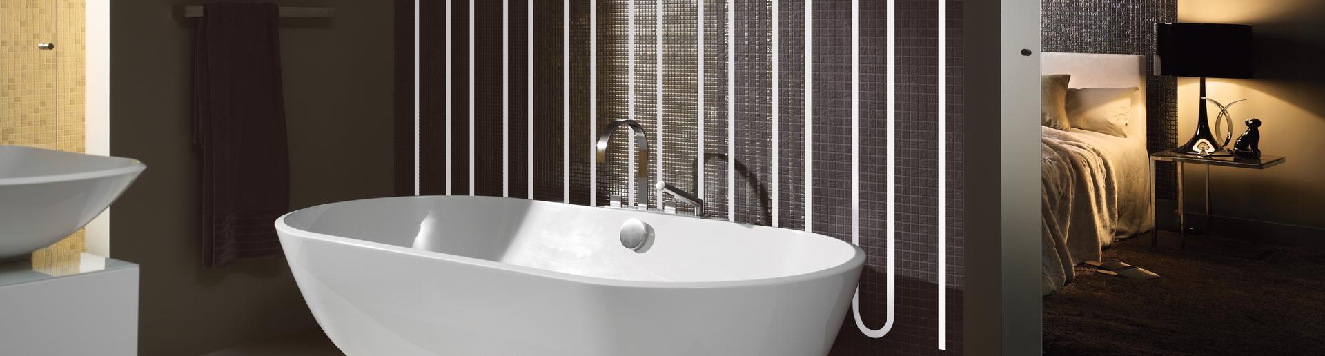 Fußbodenheizung  Bürgel Bad-Heizung-Elektro  Nienburg Einfach